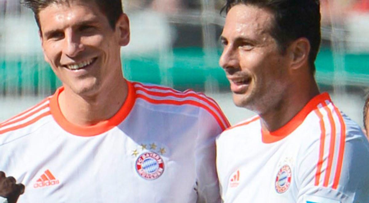 Cristiano Ronaldo y Lionel Messi son superados por Mario Gomez en ...
