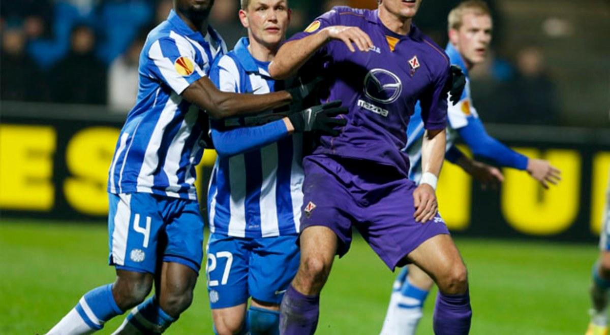 Fiore 05.Europa League Sin Juan Vargas La Fiorentina Vencio 3 1 Al