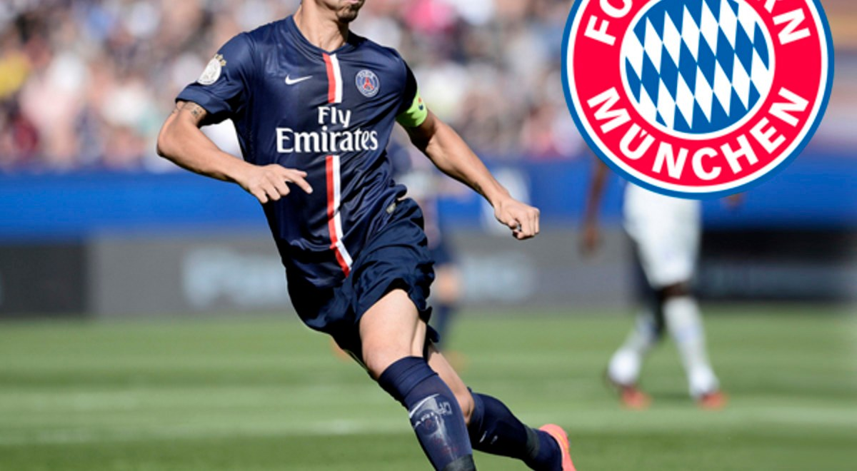 Bayern Ibrahimovic