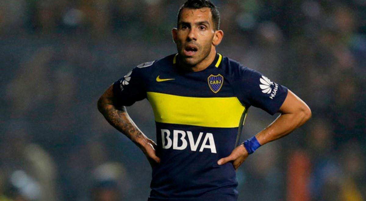 Carlos Tévez: 'Apache' confirmó que rechazó oferta de Chelsea