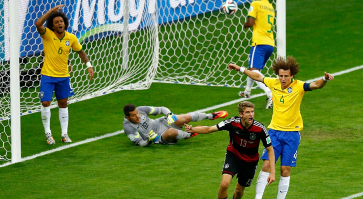 Brasil y Alemania se enfrentarán por primera vez tras el 7-1 del 2014