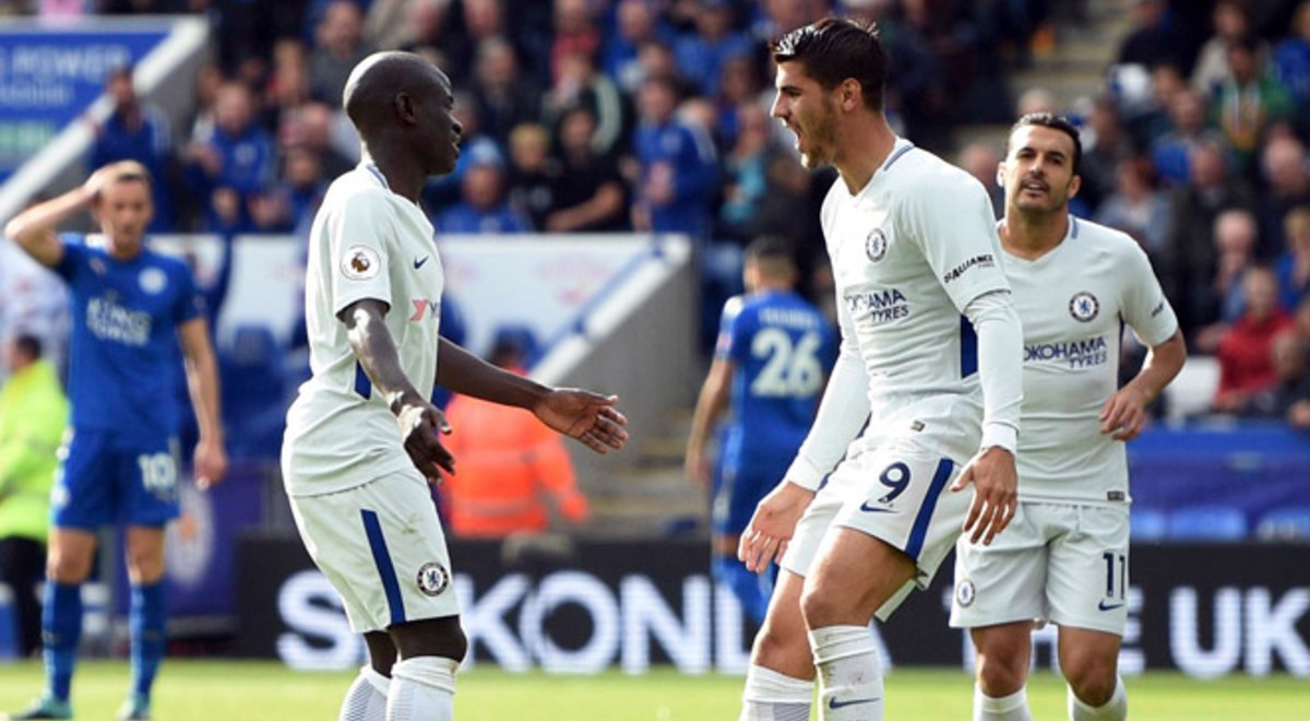 Leicester City Chelsea