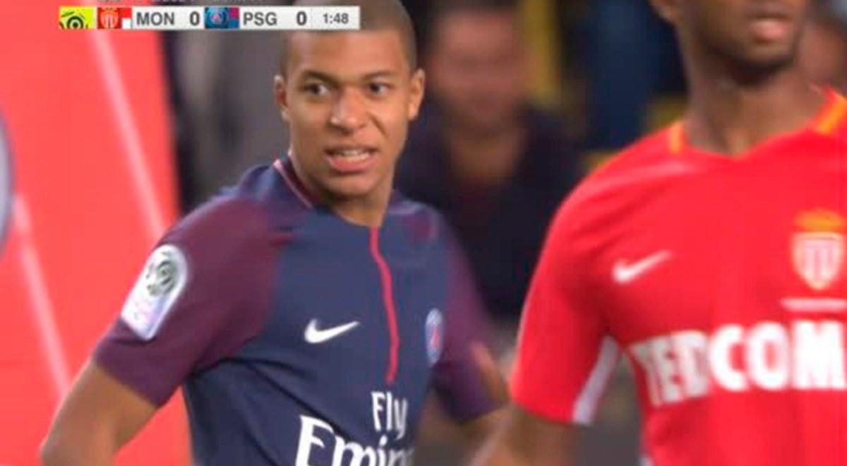 PSG vs. Mónaco: Neymar y la increíble jugada que luego ...