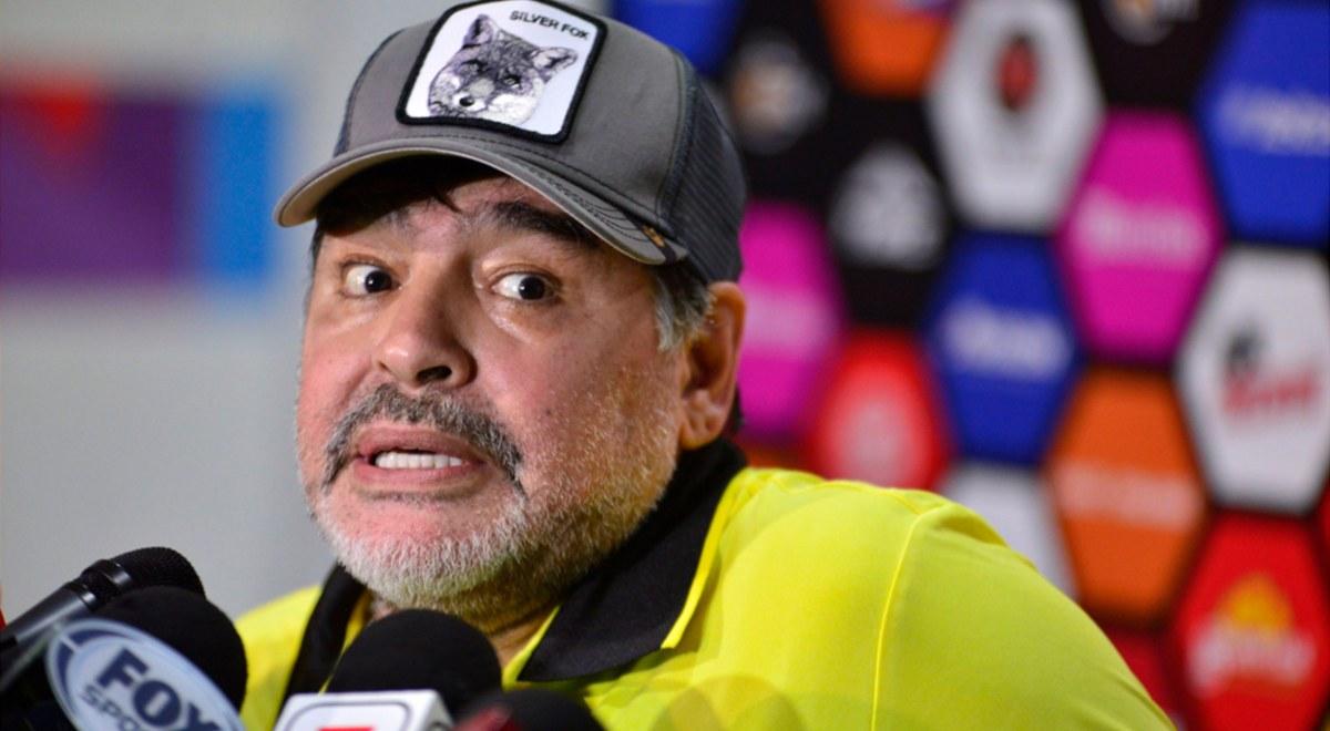 River Plate vs Boca Juniors: Diego Armando Maradona ...