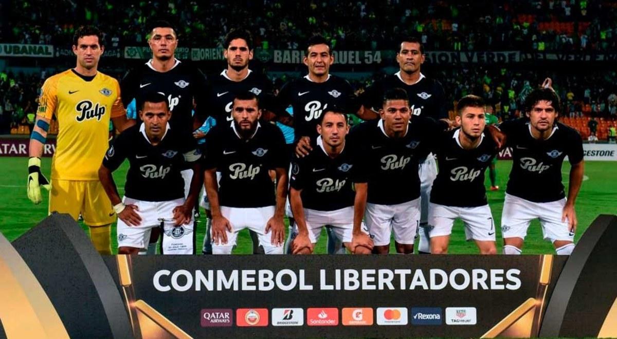 Libertad A La Fase De Grupos De La Copa Libertadores 2019