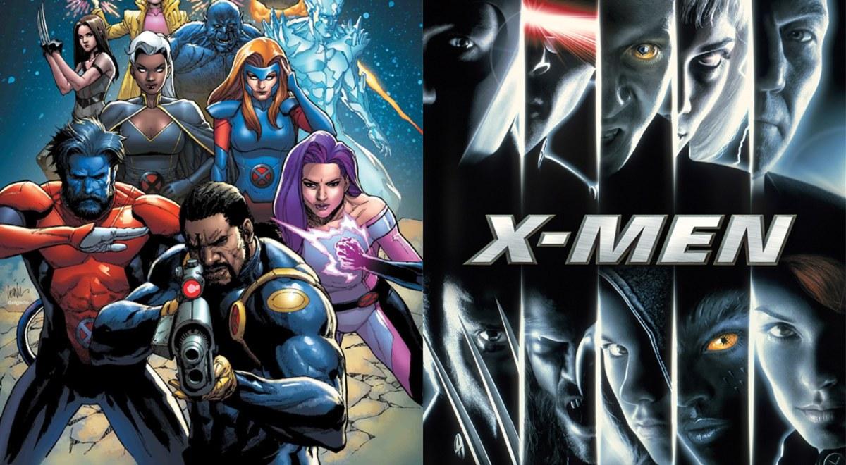 X Men 2021
