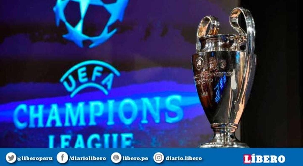 Sorteo Champions League EN VIVO ONLINE Fox Sports ESPN fase ...