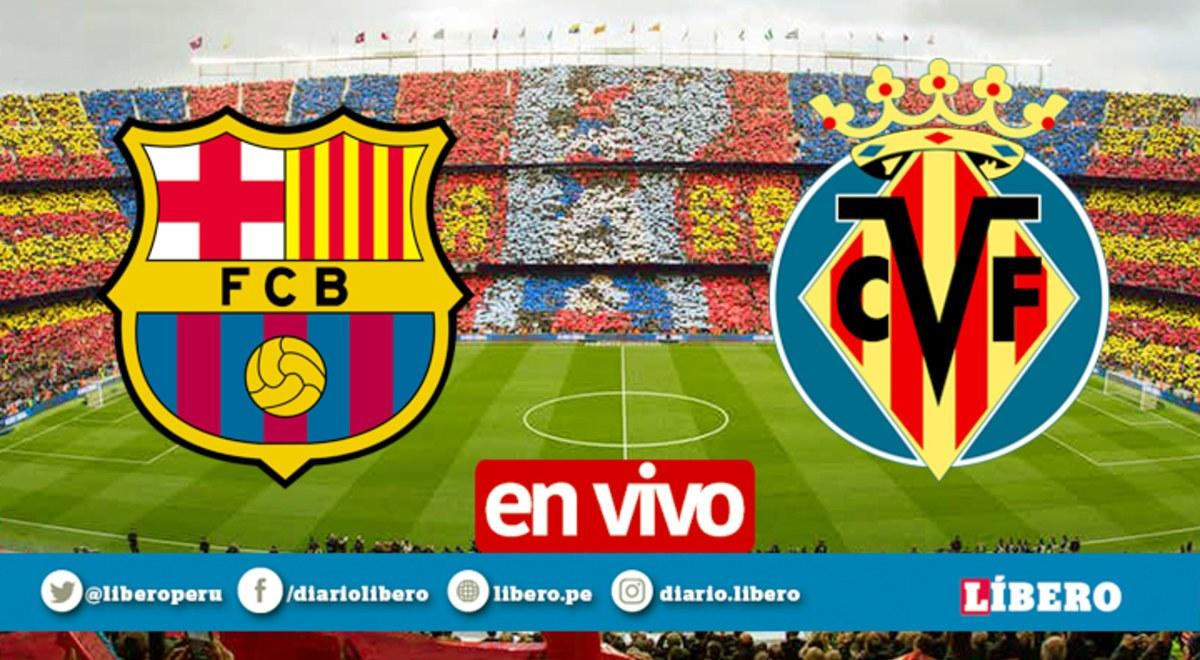 Barcelona venció 2-1 al Villarreal por Jornada 6 de la ...