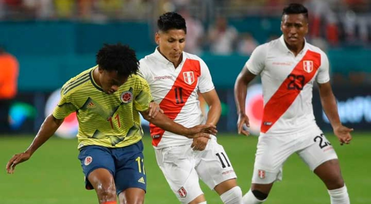 Resultado de imagen para peru colombia