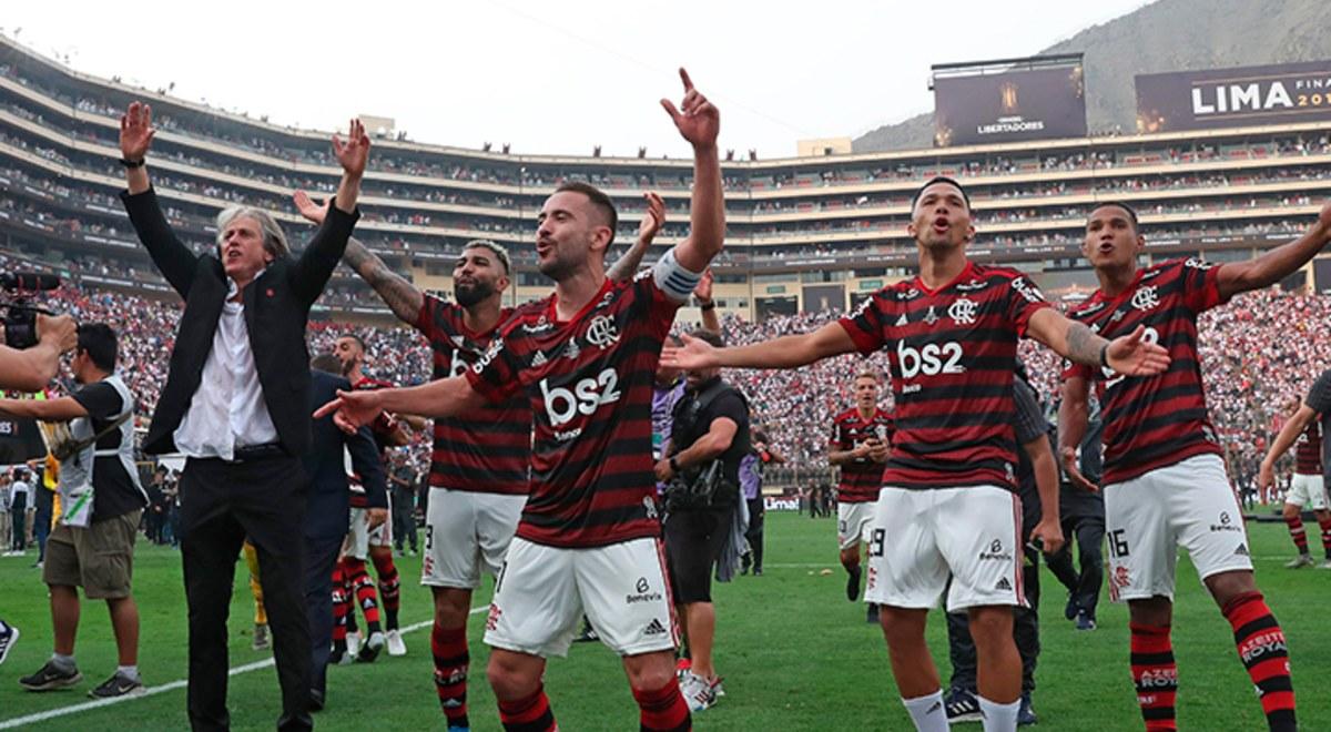 90 Minutos De Futbol En Vivo Por Internet ¡flamengo campeón de la copa libertadores 2019! gabigol marcó doblete para  remontar 2-1 a river plate [resumen y video]