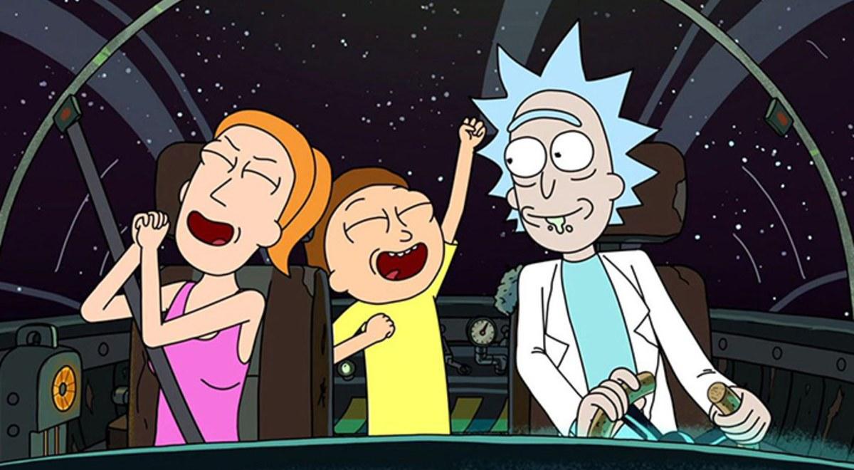 Rick Y Morty Online