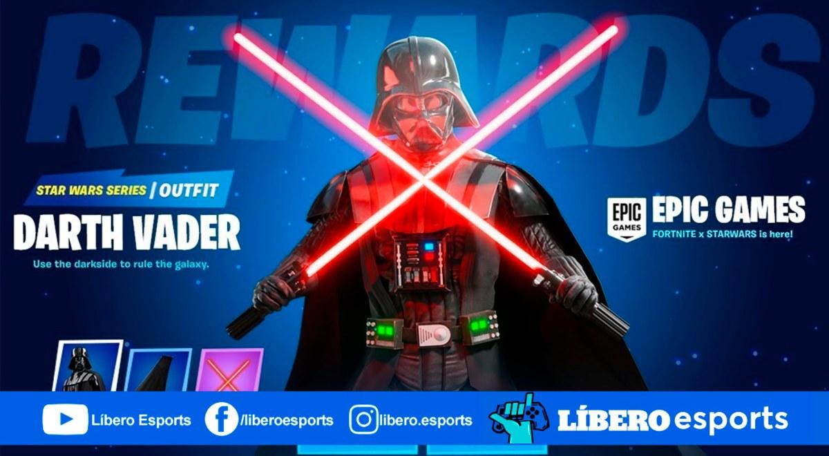 Fortnite A Qué Hora Es El Evento De Star Wars Y Donde Verlo Desde Adentro Del Mapa Libero Pe
