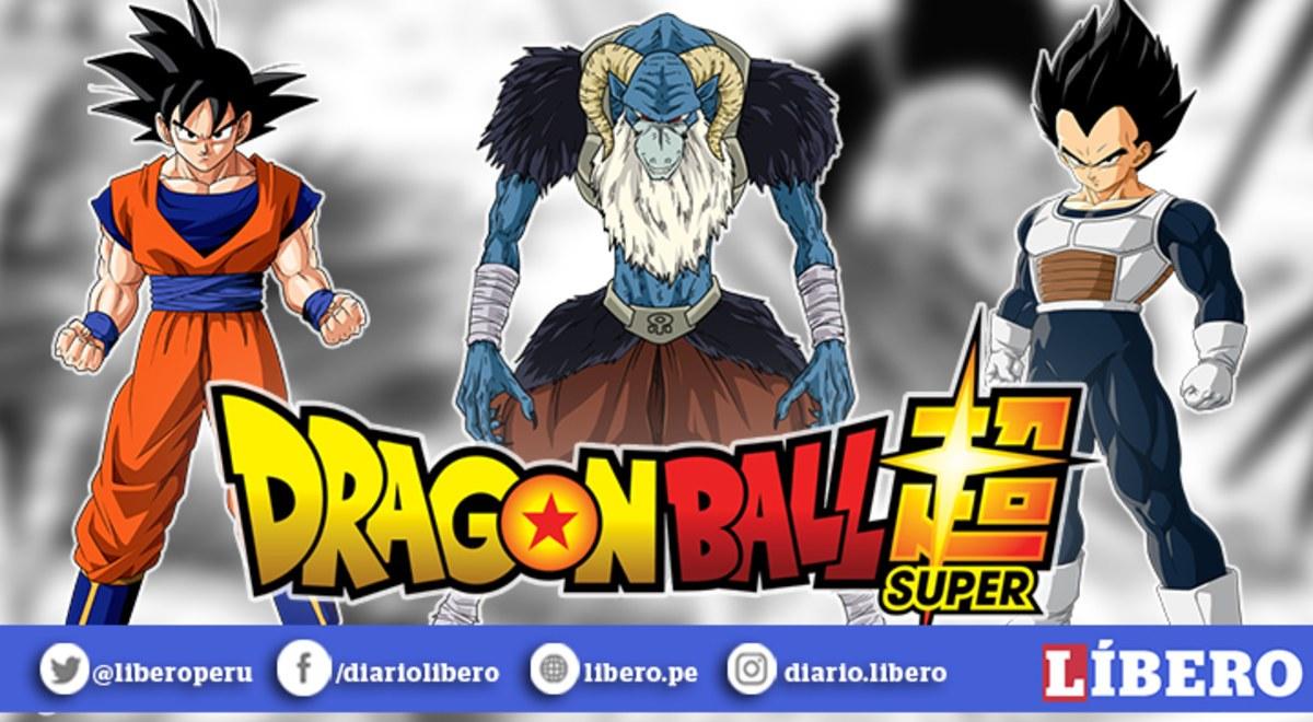 Dragon Ball Super Manga 56 español anime completo ONLINE ...