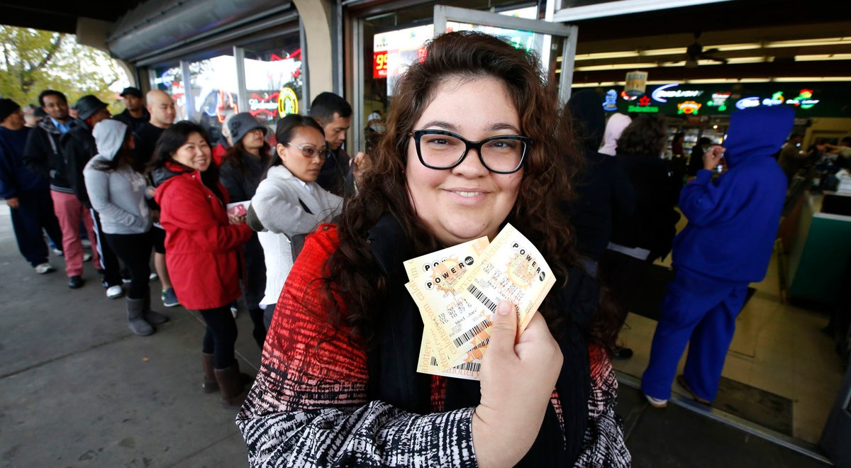 The world's largest lottery begins 2020 with a well of more than S / 900 million | the Lotter | Powerball | lottery | millionaire |