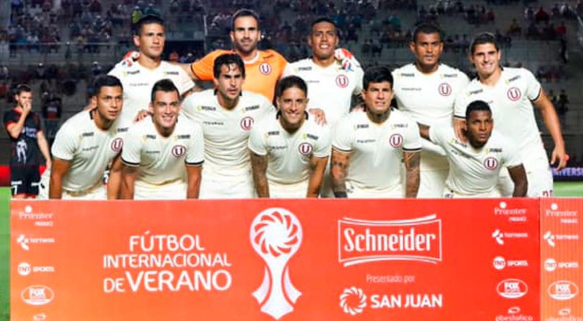 Partidos de Universitario 2020 Liga 1 Movistar Torneo