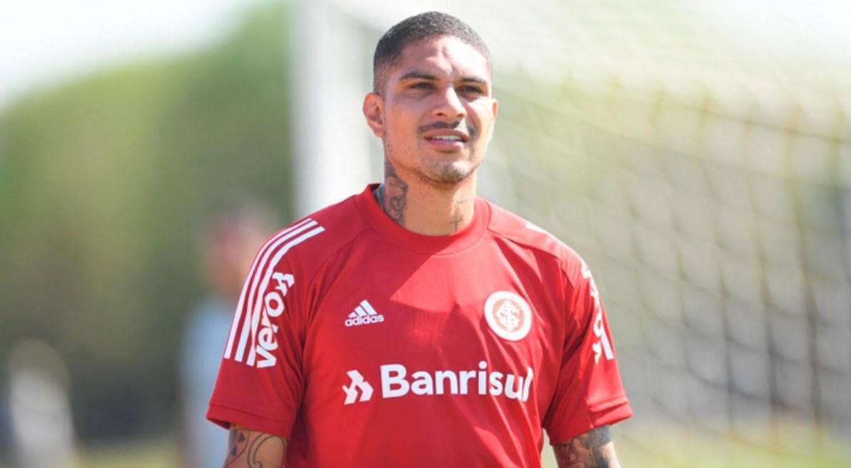 Paolo Guerrero no fue convocado para debut de Coudet con Internacional y se  acerca a Boca Juniors | libero.pe