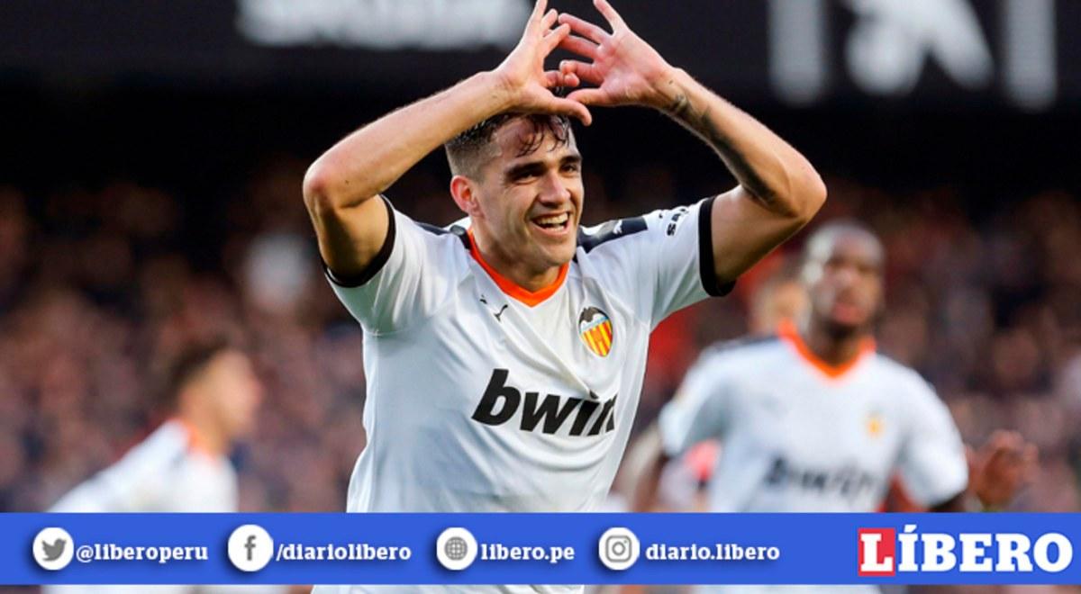 Barcelona 0-2 Valencia por la Fecha 21 de la Liga ...
