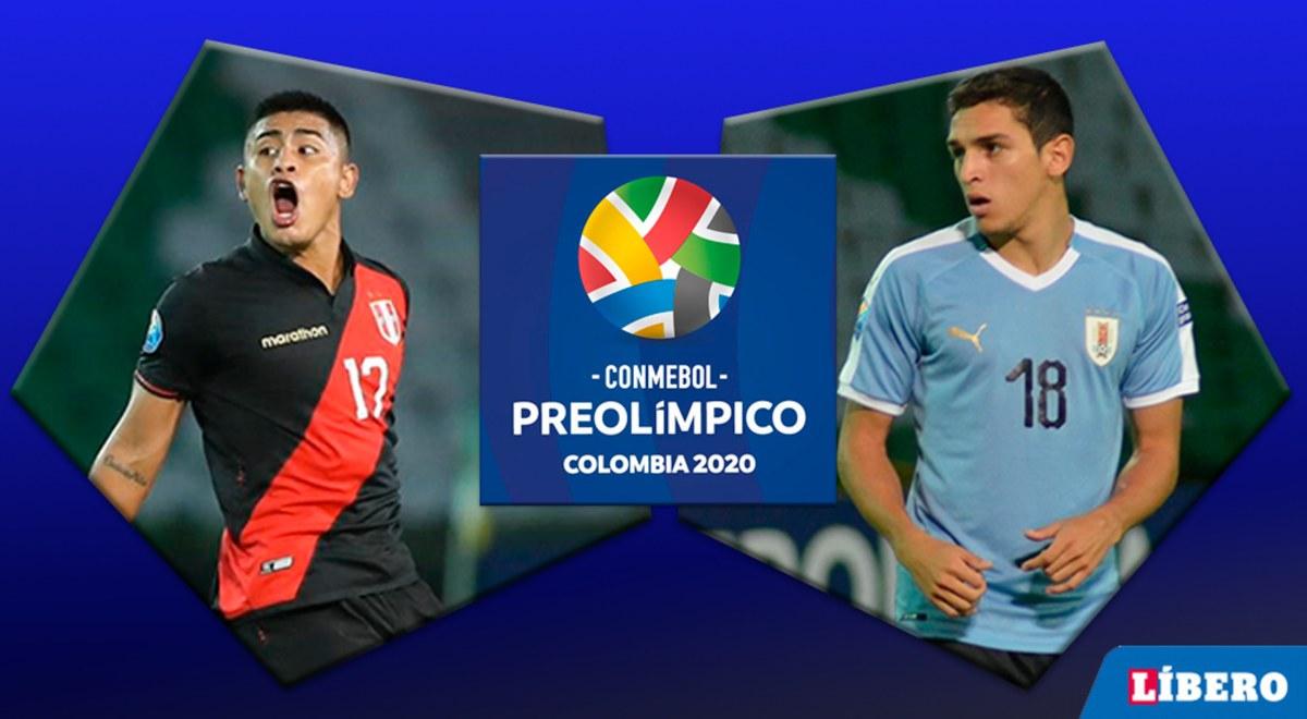 America Tv En Vivo Peru Vs Uruguay Sub 23 En Vivo En Que Canal Transmite America Tv Go Partido Hoy Seleccion Peruana Preolimpico Colombia Directv Fecha Hora Grupo B Golperu Video