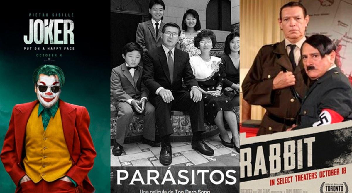 Oscars 2020 Memes: En Facebook se hace viral los posters de películas nominadas con personajes peruanos | libero.pe