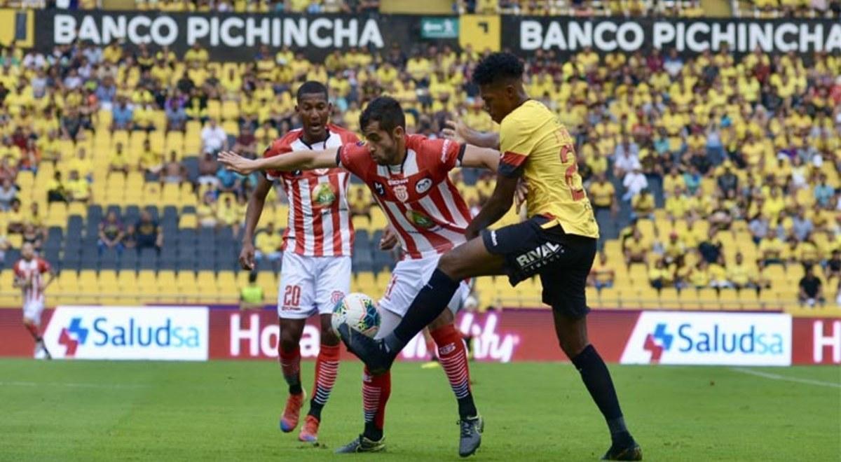 Ver GOLTV EN VIVO Barcelona SC vs Tecnico Universitario Minuto a ...