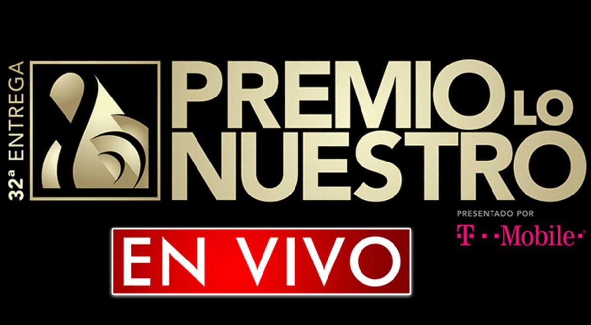Premios Lo Nuestro Live