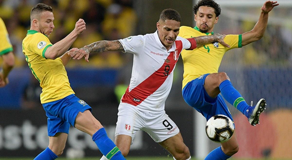 Peru Vs Brasil Se Jugara Si O Si En El Nacional Segura Al Fpf Eliminatorias Qatar 2022 Libero Pe