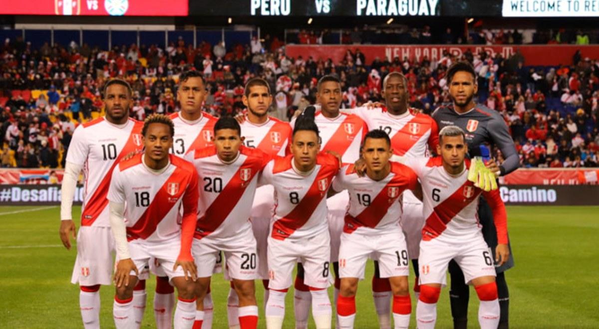Peru Vs Paraguay Hora Dia Canales Y Estadio De La Primera Fecha De Las Eliminatorias Qatar 2022 Defensores Del Chaco America Tv Go Libero Pe