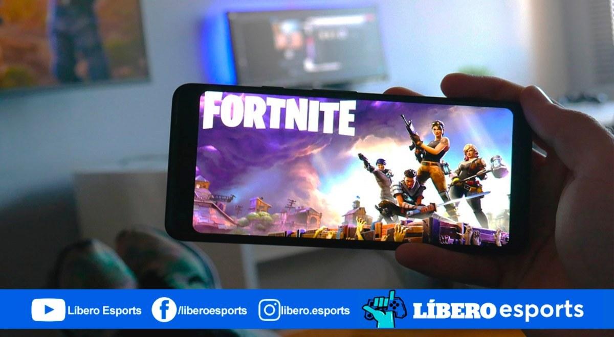 Fortnite Los Telefonos Android Y Ios Compatibles Con El Videojuego Libero Pe