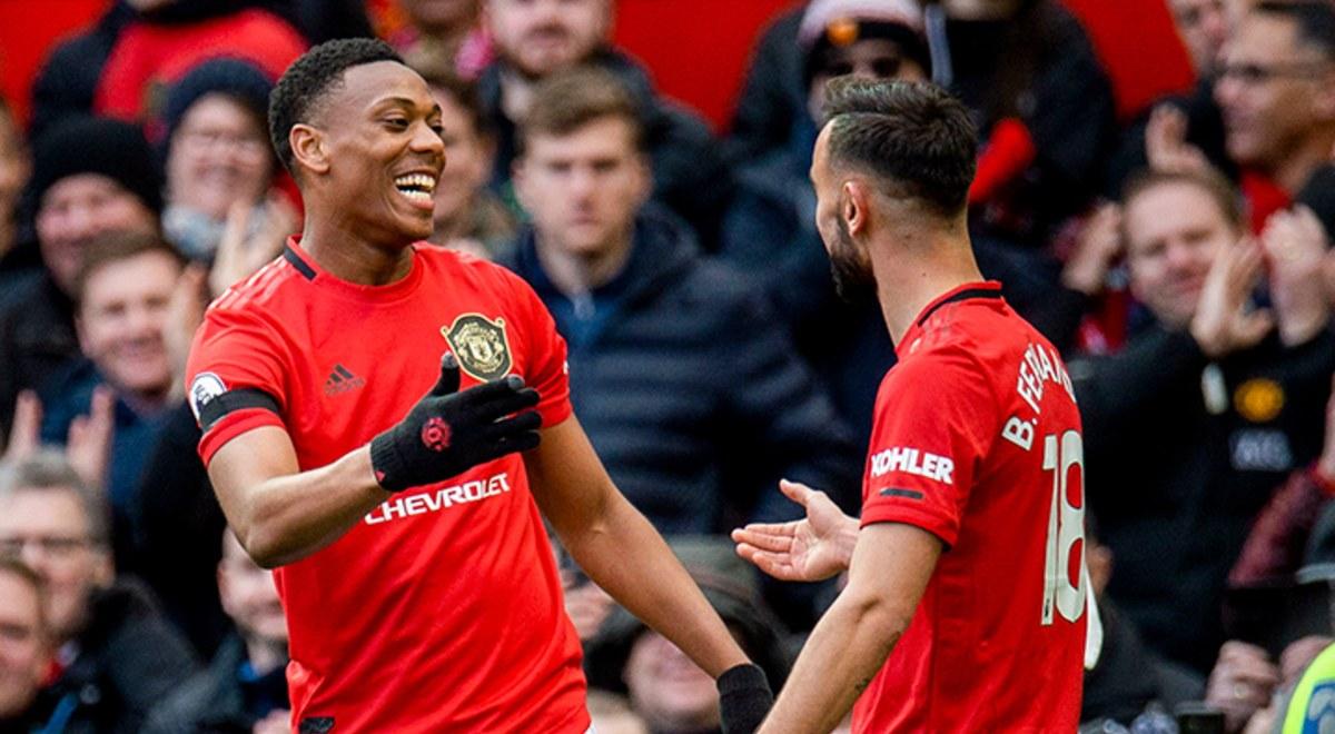Manchester United se quedó con el clásico tras gana 2-0 al ...