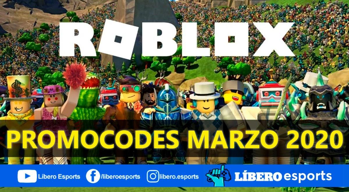 Catálogo Roblox Gratis 2020 Roblox Items Gratis Y Promocodes Vigentes Marzo 2020 Libero Pe