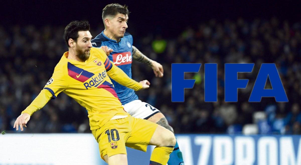 FIFA: Gianni Infantino y OMS recomiendan suspender el fútbol ...