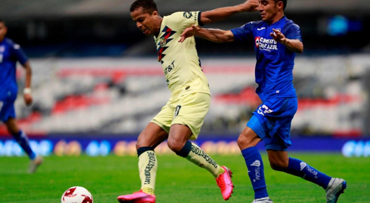 90 Minutos De Futbol En Vivo Por Internet cruz azul le ganó 1-0 al américa por el clausura de la liga mx