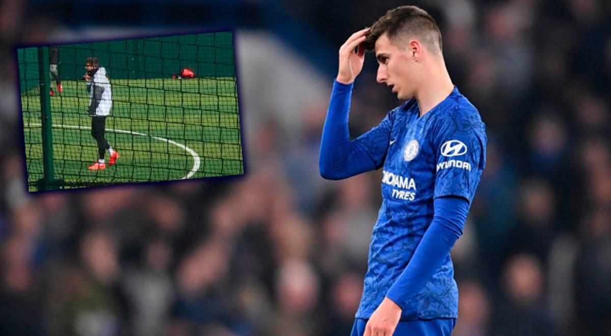 Coronavirus en la Premier League: Mason Mount rompió la ...