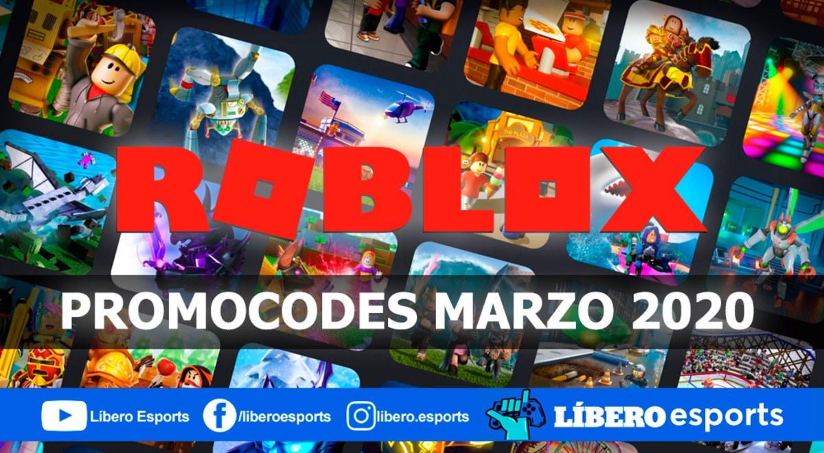 Roblox Promocodes Vigentes Marzo 2020 Y Desafios De Creador