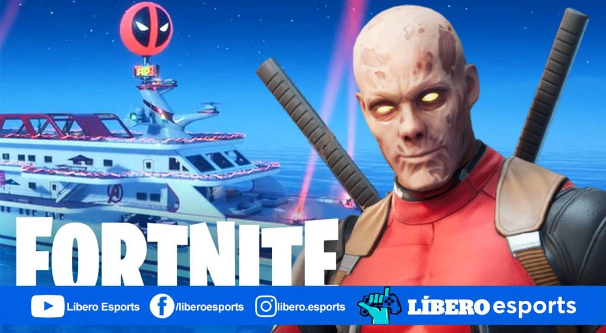 Fortnite: ¿Cómo desbloquear el estilo de la skin de Deadpool? [GUÍA] | libero.pe