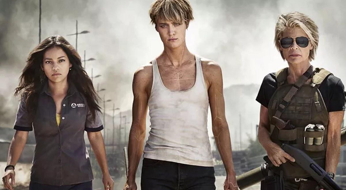 Fox Premium estrenos Mayo películas Terminator Dark Fate Jurassic Park cine   libero.pe