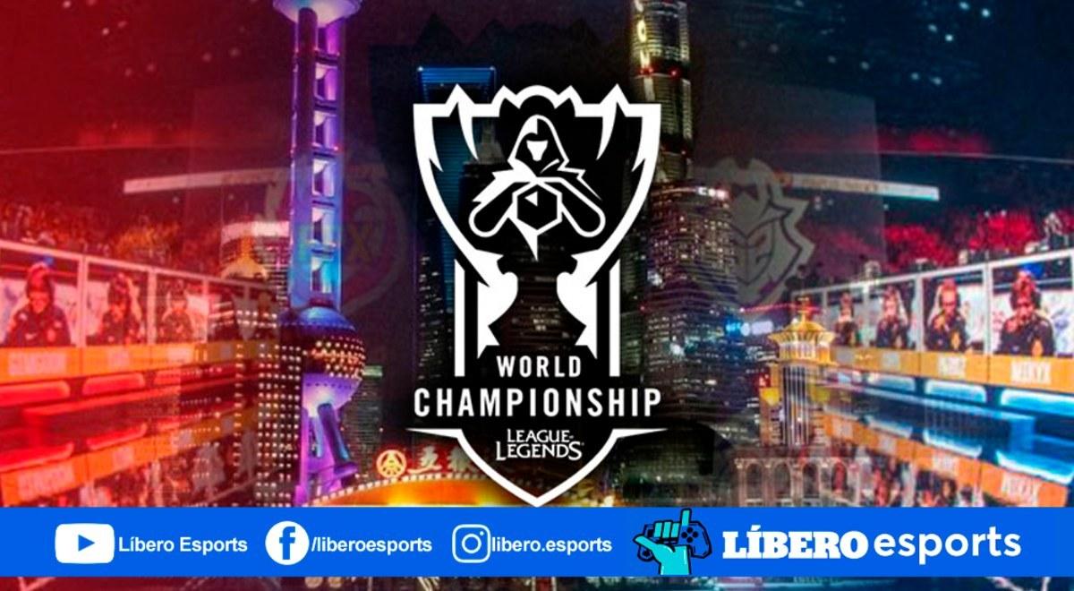 League of Legends: Worlds 2020 se llevaría a cabo en el mes de octubre | libero.pe
