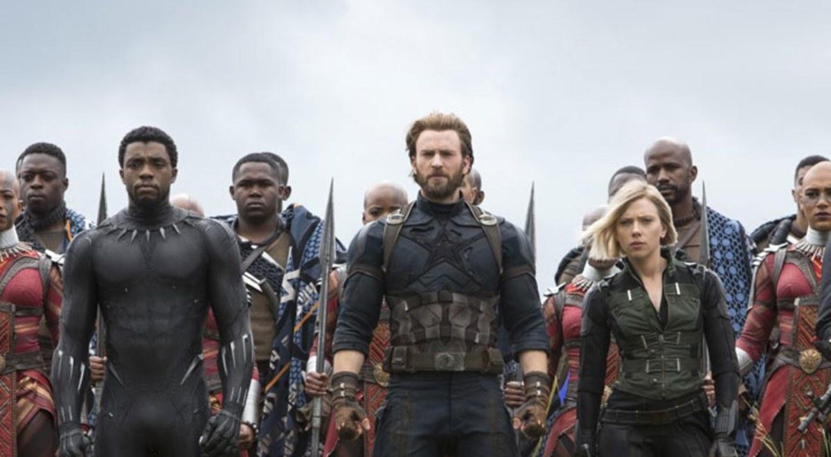 Avengers Infinity War Stream Hdfilme