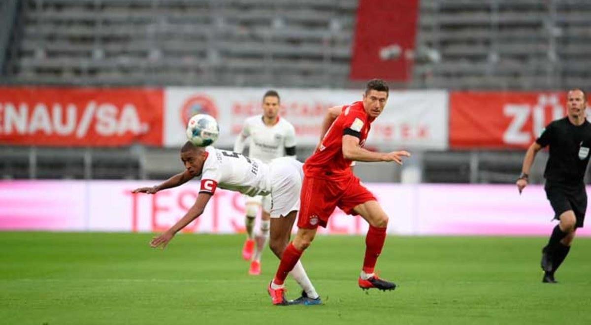 Ver ESPN EN VIVO Bayern Munich vs Eintracht Frankfurt apurogol A que hora juega Bundesliga Futbol Libre Que canal transmite ESPN Play Argentina Mexico Futbol EN VIVO   libero.pe