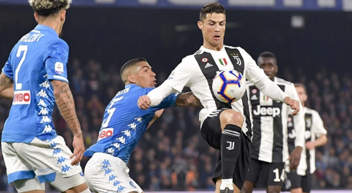 Juventus vs Napoli date, times and channels where to watch the final of  Italy Cup 2020 | Cristiano Ronaldo