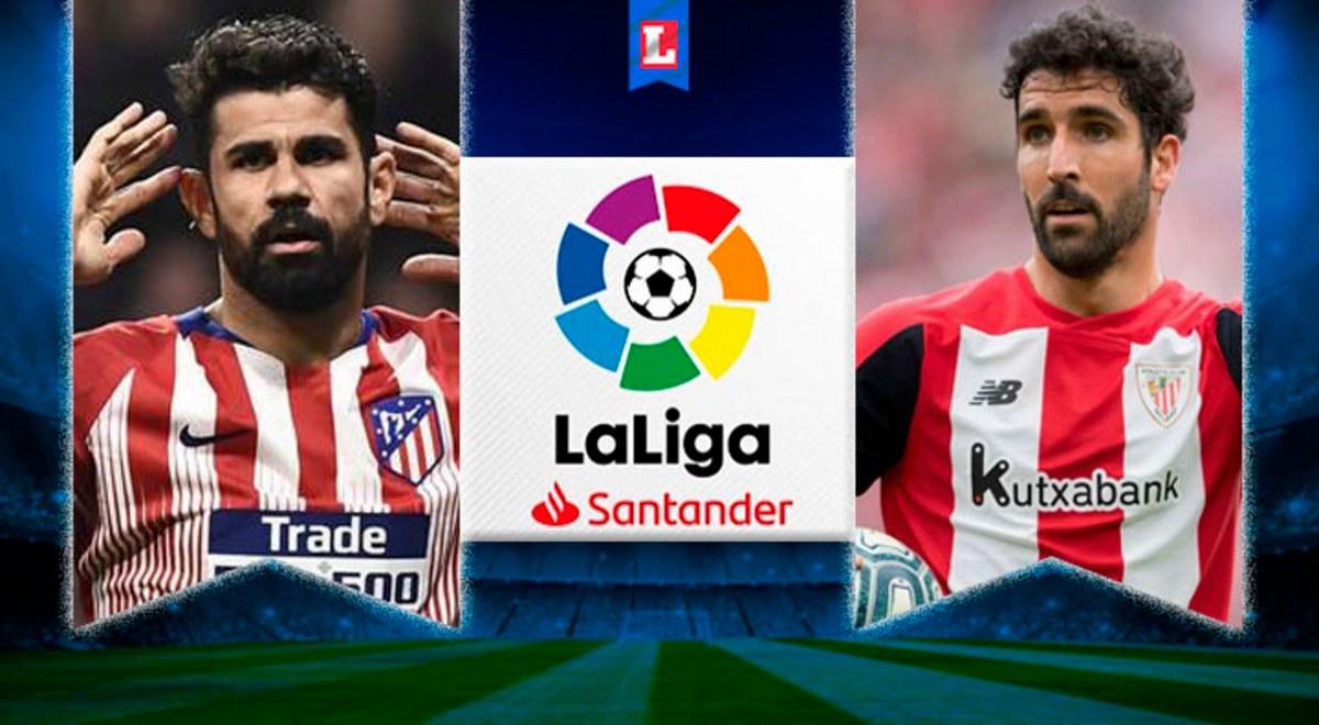 DirecTV EN VIVO Atletico Madrid vs Athletic Transmision ...