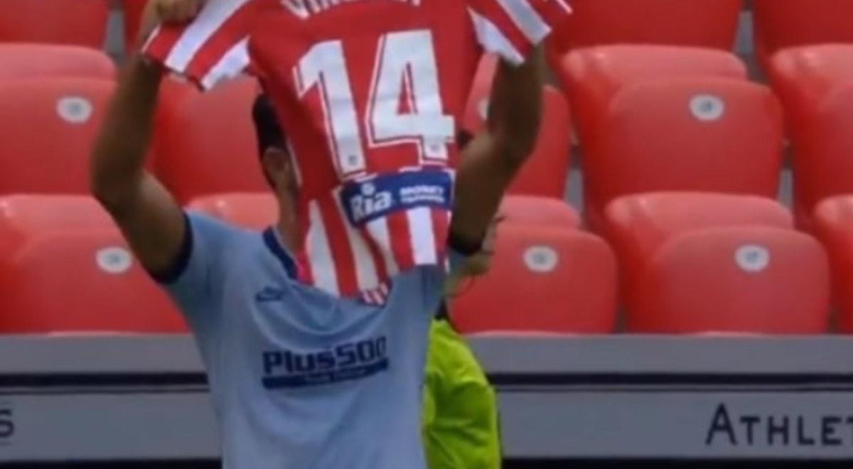 Atlético de Madrid vs Athletic GOL VER Diego Costa EN VIVO ...