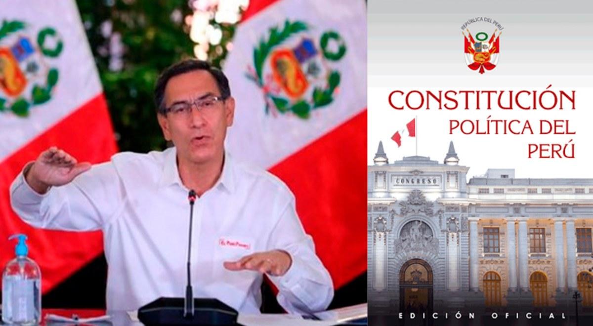 Martín Vizcarra artículo 70 Constitución de Perú qué dice expropiación de  propiedades | pedido a clínicas privadas | Coronavirus | libero.pe