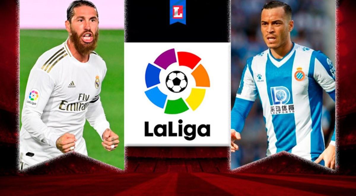 Desde El Rcde Stadium Real Madrid Vs Espanyol En Vivo Gratis Vía Espn 2 Horarios Y Canales Del Mundo Para Ver Laliga Santander