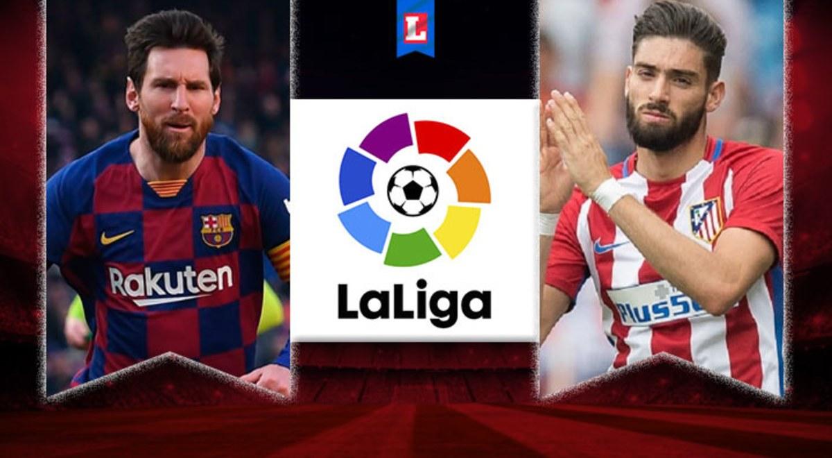 Ver Barcelona vs Atletico Madrid EN VIVO Apurogol EN DIRECTO Horario y como verlo LaLiga GRATIS GOL Messi juega hoy Transmision ESPN Movistar Stream Live TV Barca Atletico Mitele Futbol Libre TV | libero.pe