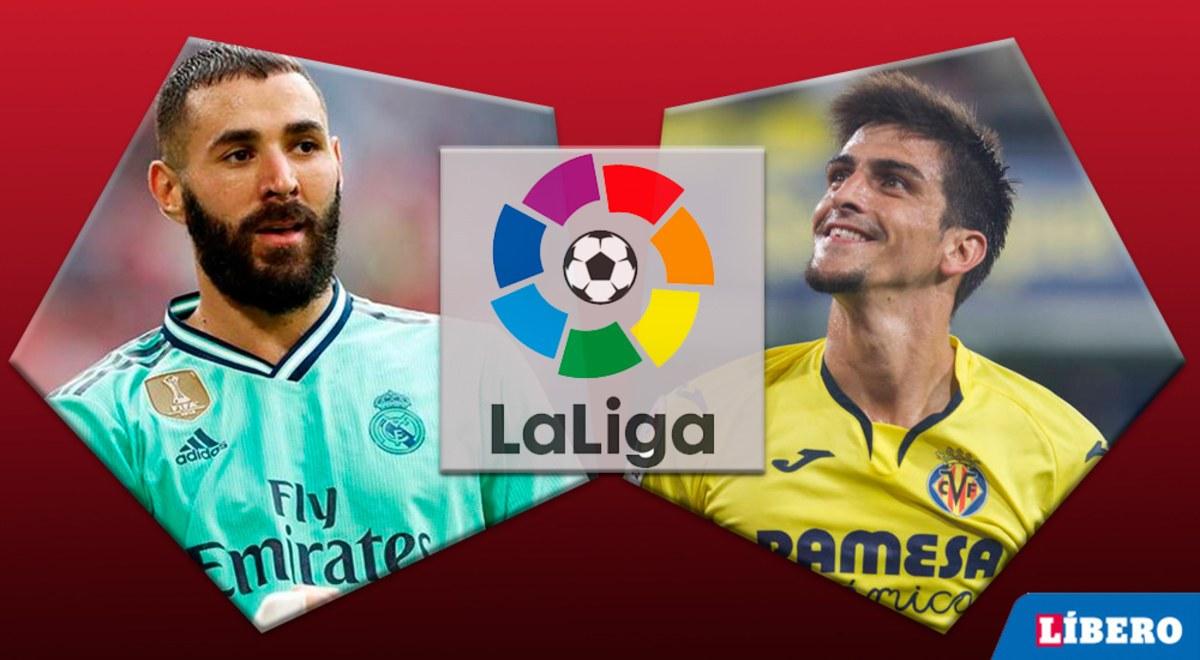 SEE ESPN 2 LIVE Real Madrid vs Villarreal apurogol minute by ...