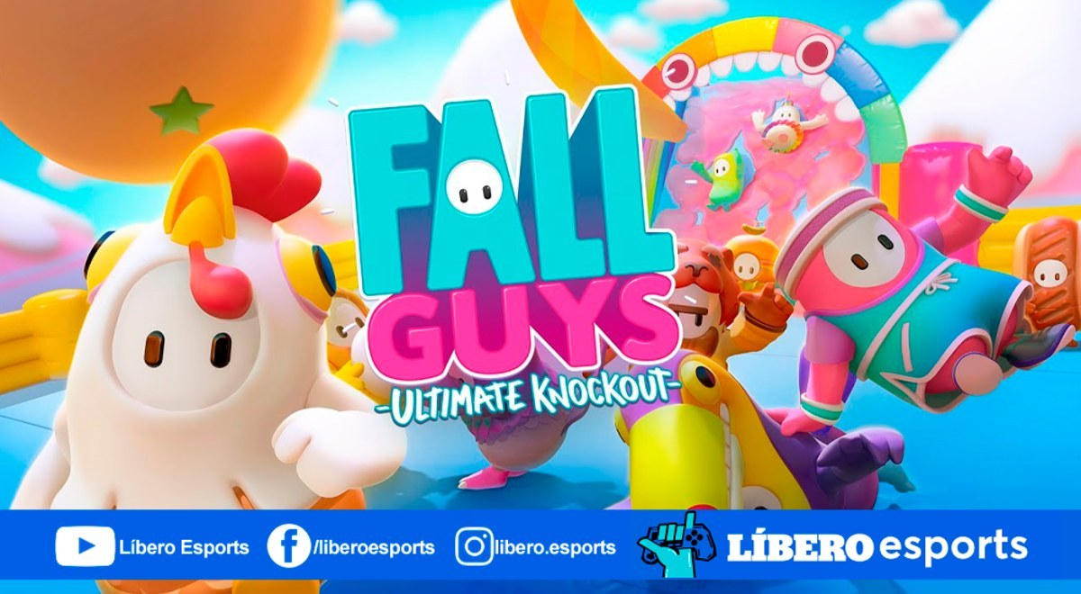Fall Guys: Lanzamiento supera a League of Legends en Twitch [VIDEO] | libero.pe