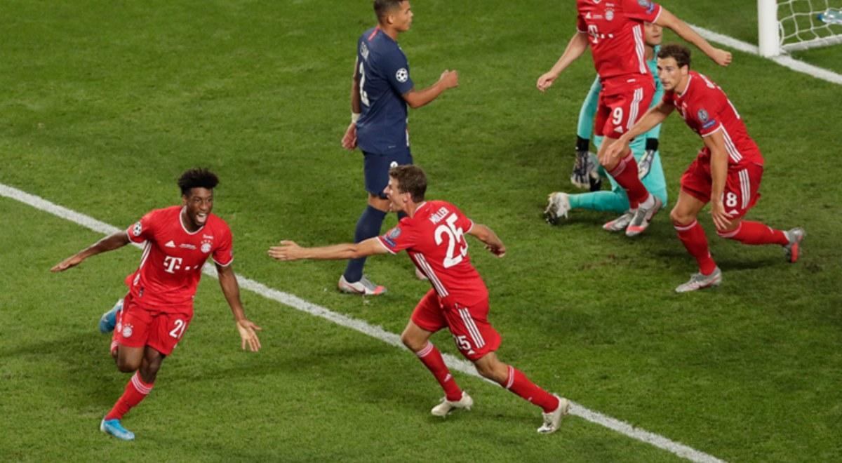 Bayern Múnich 1-0 PSG RESUMEN YouTube resultados ...
