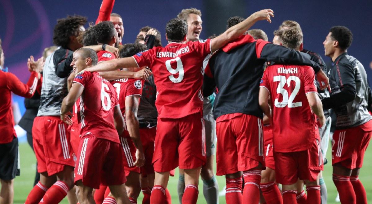 Kickende Köpfe Champions League