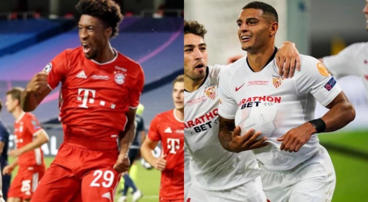 Bayern Múnich vs Sevilla fecha horarios canales TV cuándo ...